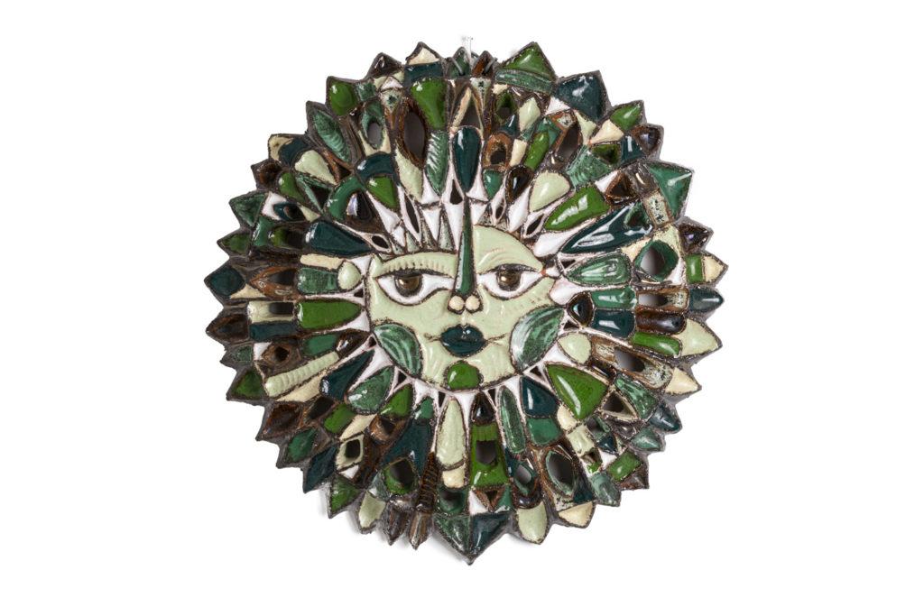 Roland Zobel, «Les Cyclades», Sculpture en céramique, années 1950