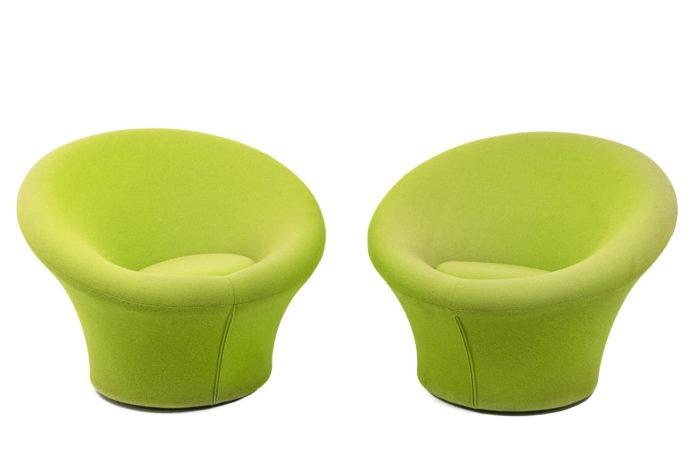 Paire de fauteuils Mushroom, vue d'ensemble 1