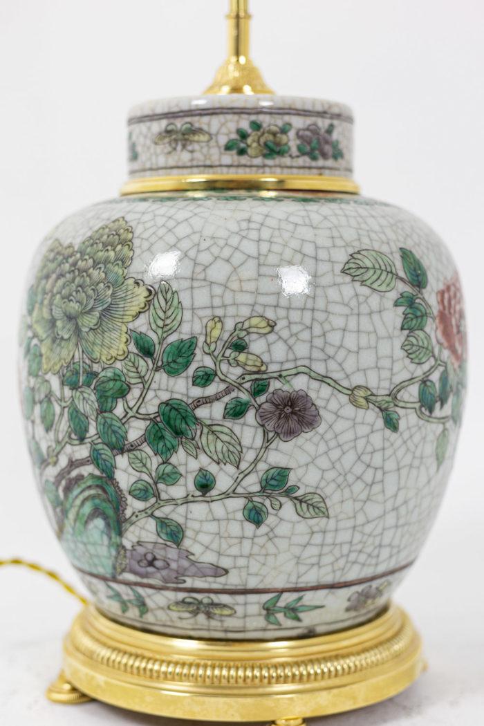 Samson porcelain lamp 3