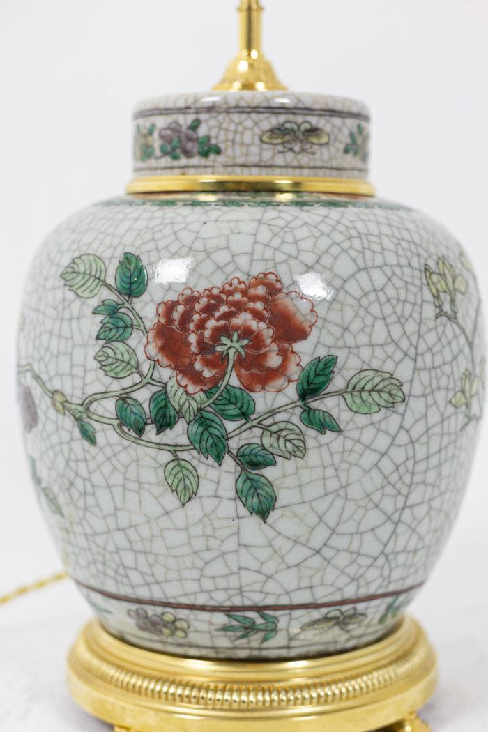 Samson porcelain lamp 4