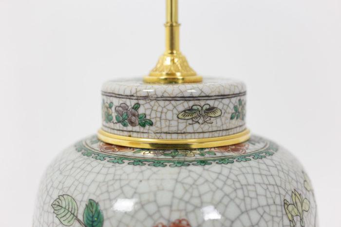 Samson porcelain lamp 5