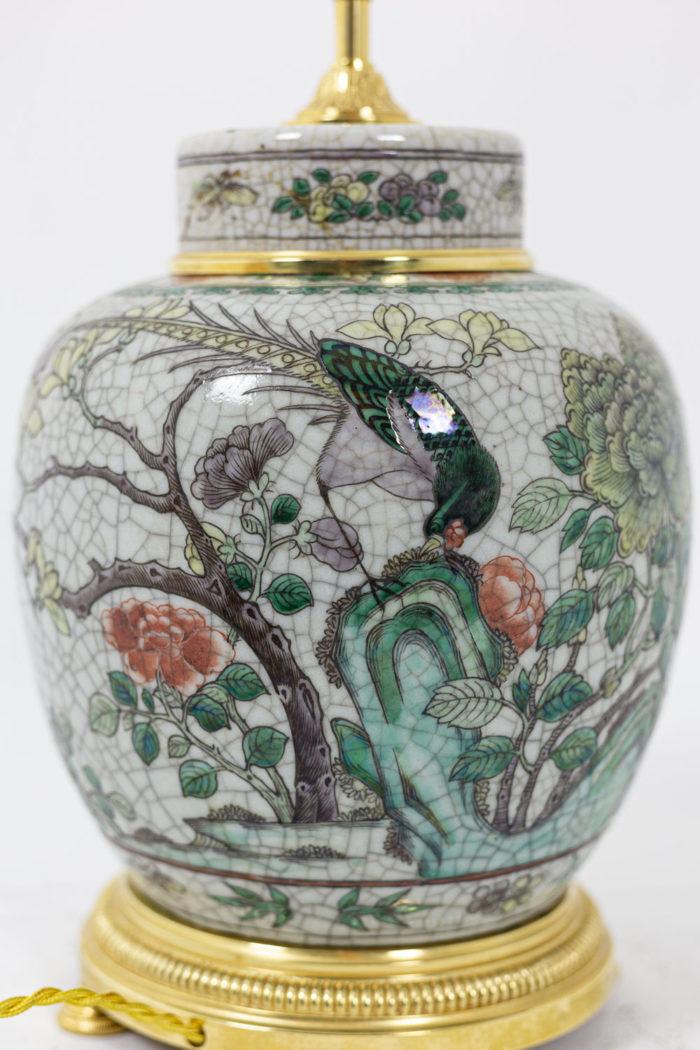 Samson porcelain lamp 8