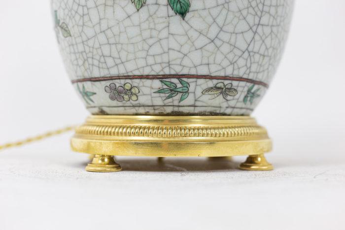 Samson porcelain lamp 7