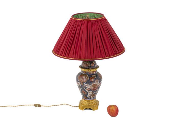 Lampe, vue d'ensemble 1