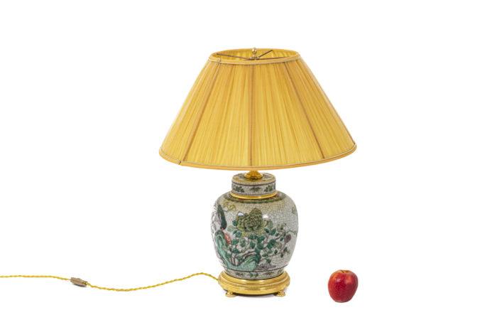 Samson porcelain lamp 9