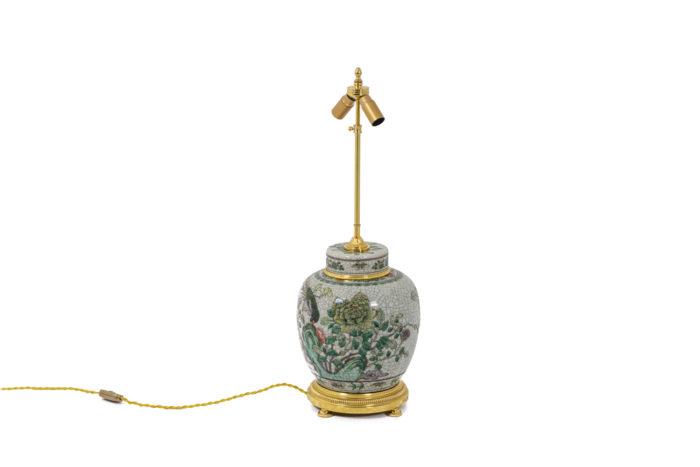 Samson porcelain lamp 10