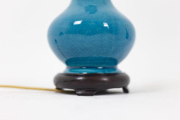 Pol Chambost, Pair of lamps in ceramics 3