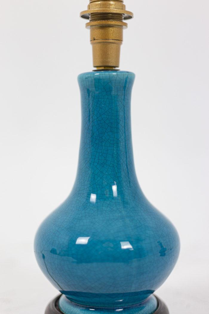Pol Chambost, Pair of lamps in ceramics 5