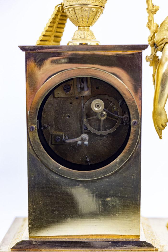 Pendule, détail mécanisme 1