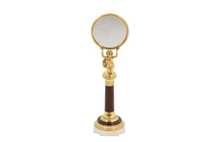 Petit miroir, vu d'ensemble