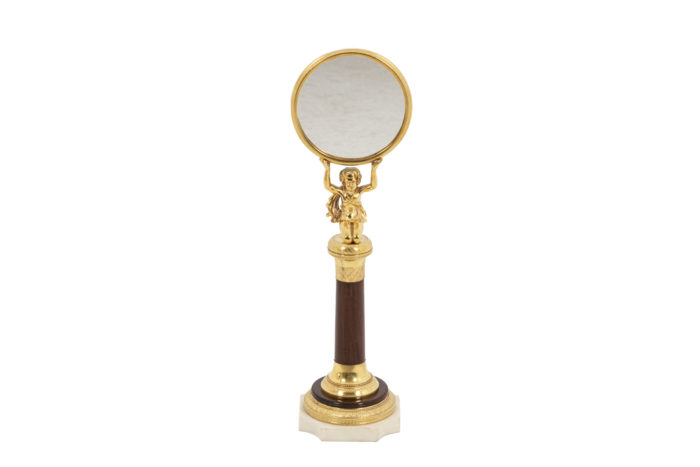 Little mirror in rosewood