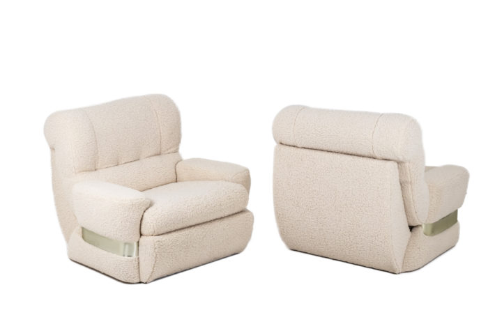 Series of armchairs - both