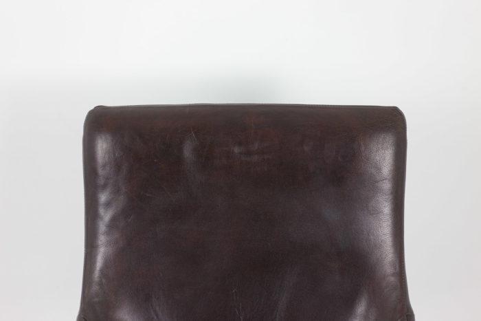 Fauteuil lounge, détail dos