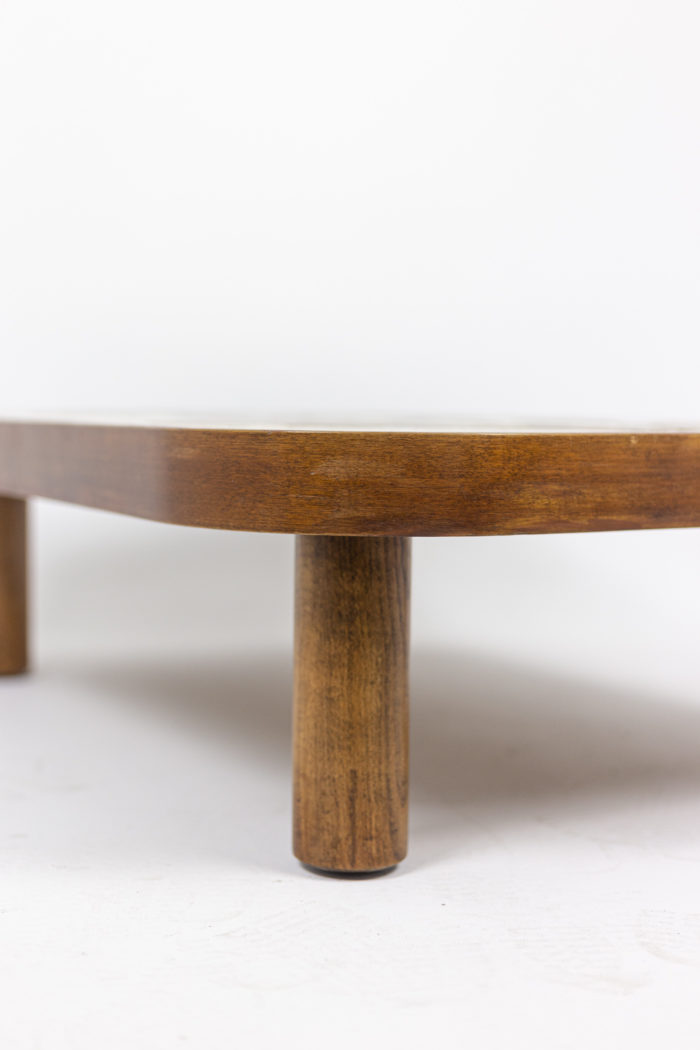 Table basse Roger Capron pied