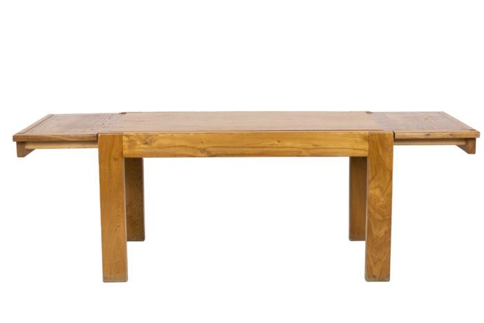 Maison Regain, Table in elm 1