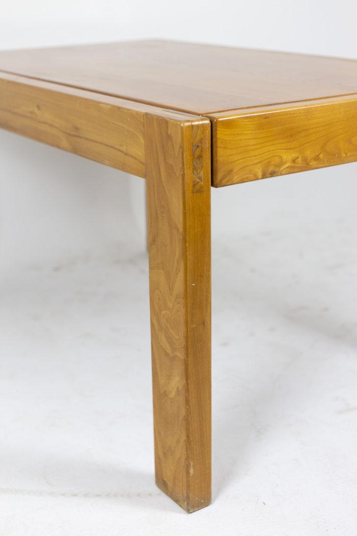 Maison Regain, Table in elm 3