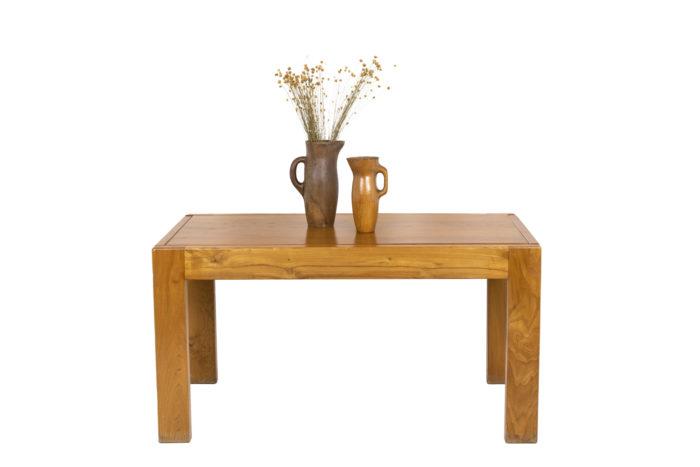 Maison Regain, Table in elm 4