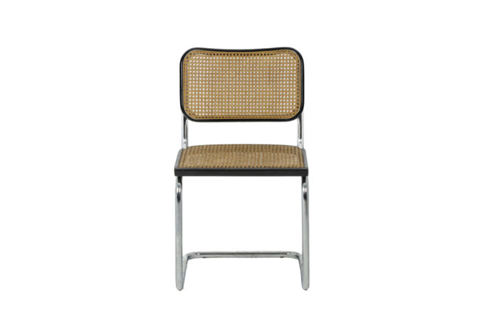 Marcel Breuer, Series of six canned chairs 3