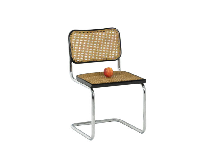 Marcel Breuer, Series of six canned chairs 6