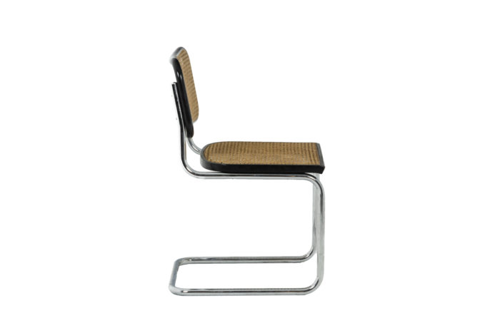 Marcel Breuer, Series of six canned chairs 5
