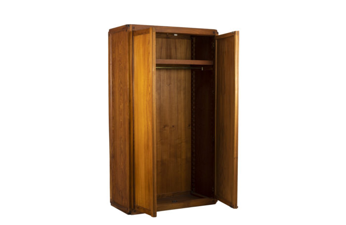 Pierre Chapo, Wardrobe in natural elm