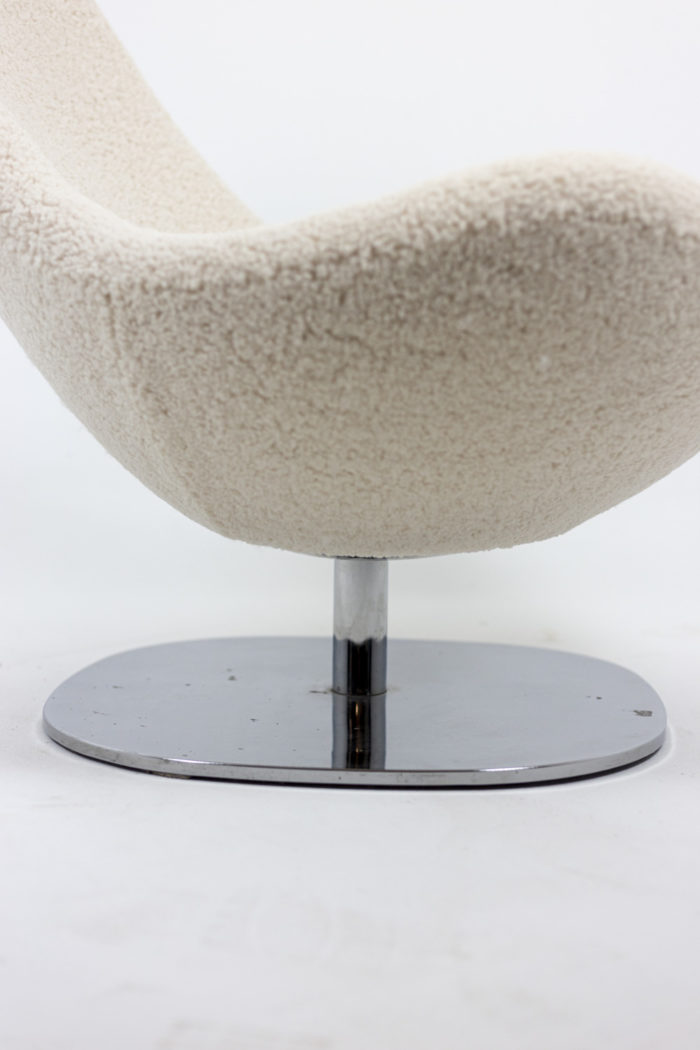Carl Ojertsam, Paire de fauteuil Tirup, détails
