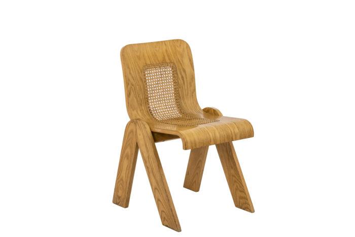 4 Chaises design italien - 3:4
