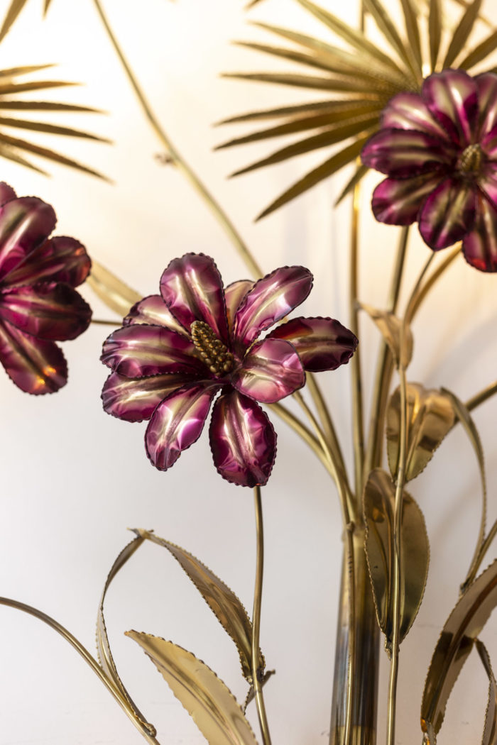 Applique - fleurs et pétales