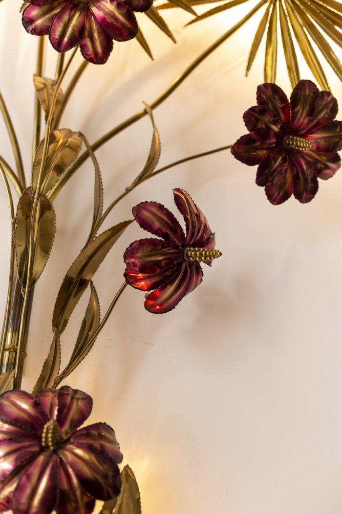 Applique - plusieurs fleurs