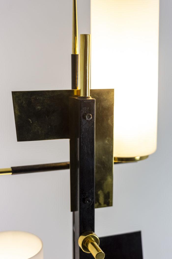 Lampadaire Arlus - assemblage