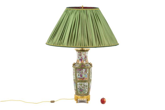 Lampe - échelle