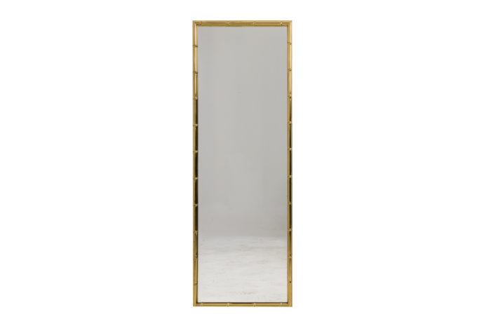 Mirror bamboo - face