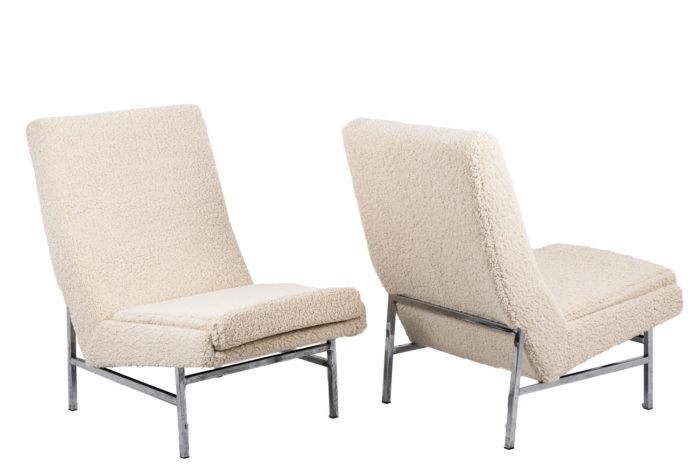 Paire de fauteuils - 3:4