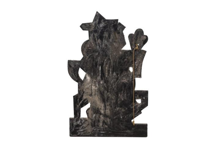 Panneau décoratif Capron - arrière