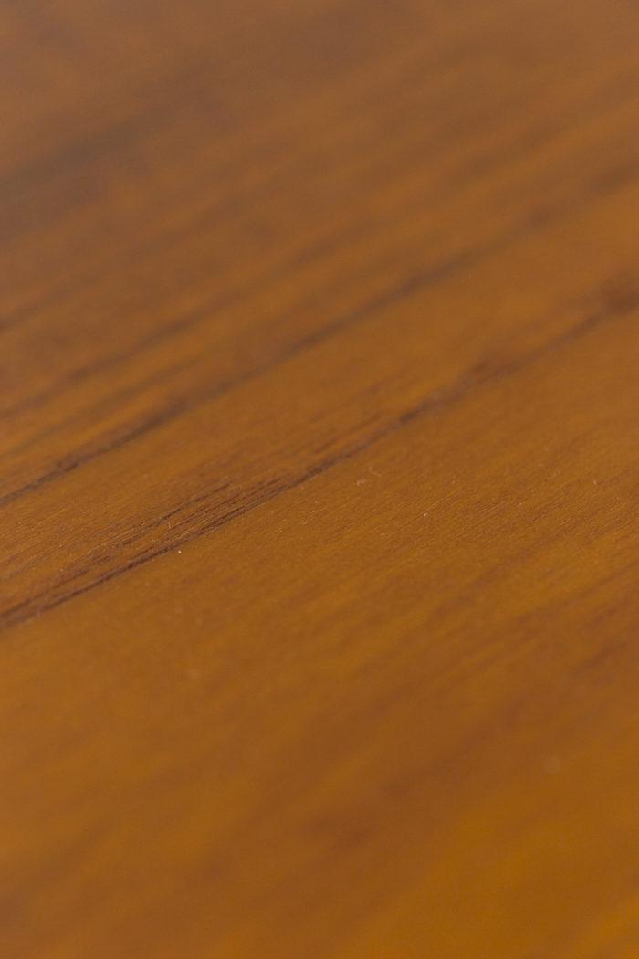 Table - focus bois