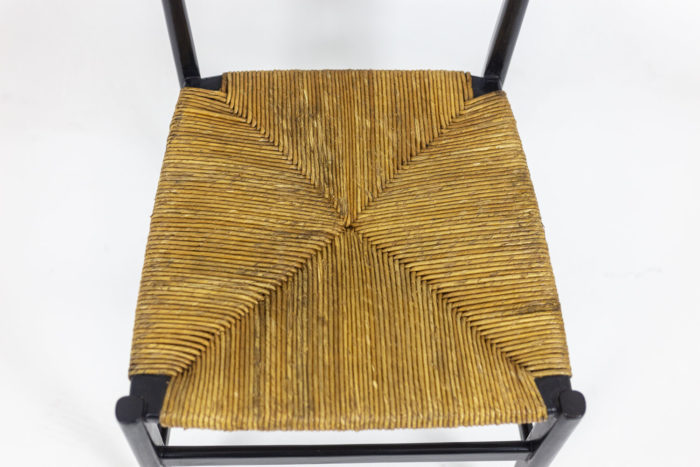 Chaises Gio Ponti - assise