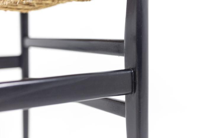 Chairs Gio Ponti - detail base