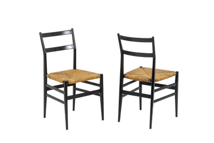 Chairs Gio Ponti - two