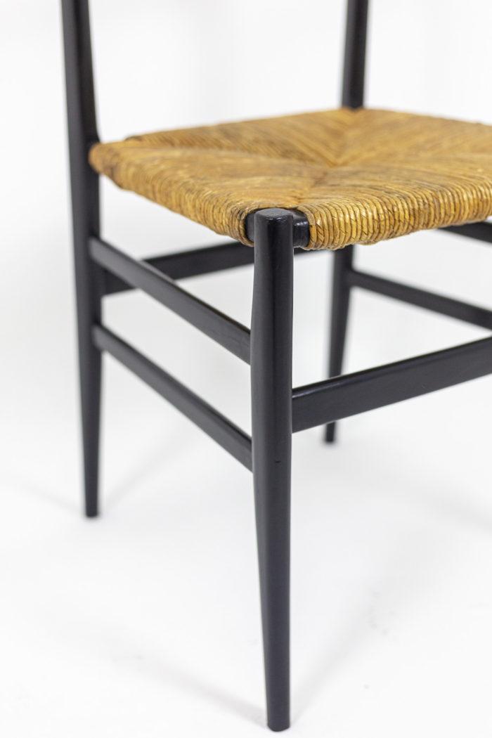 Chairs Gio Ponti - base
