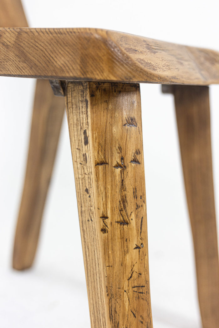 Chaises - pieds