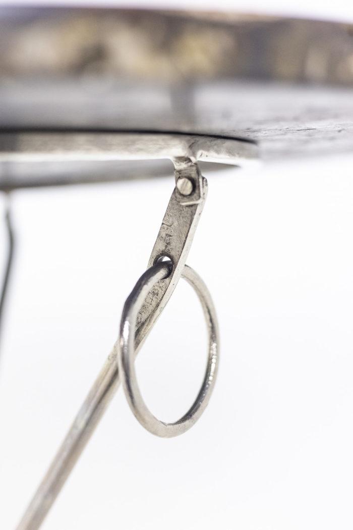 Guéridon - anneau