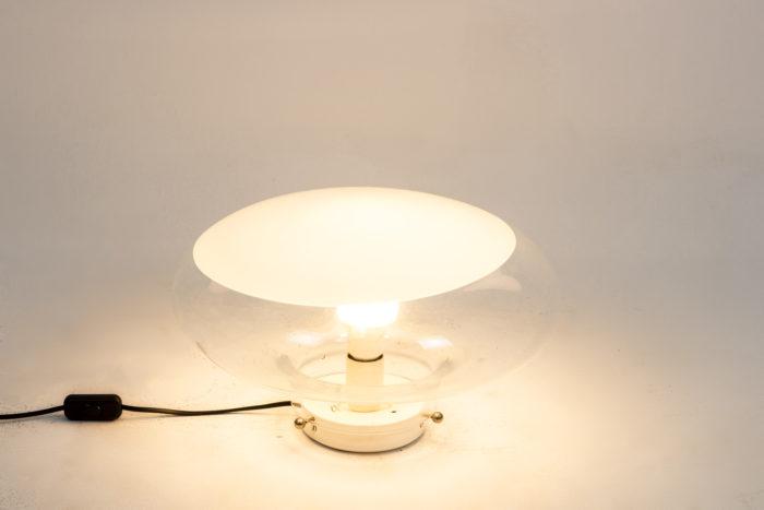 Lampe - allumée
