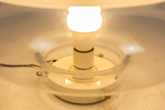 Lampe - détail