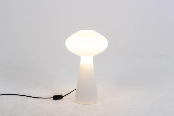 Lampe - face allumée