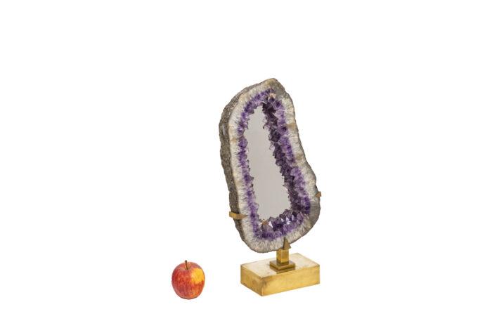 Mirror amethyst - ladder