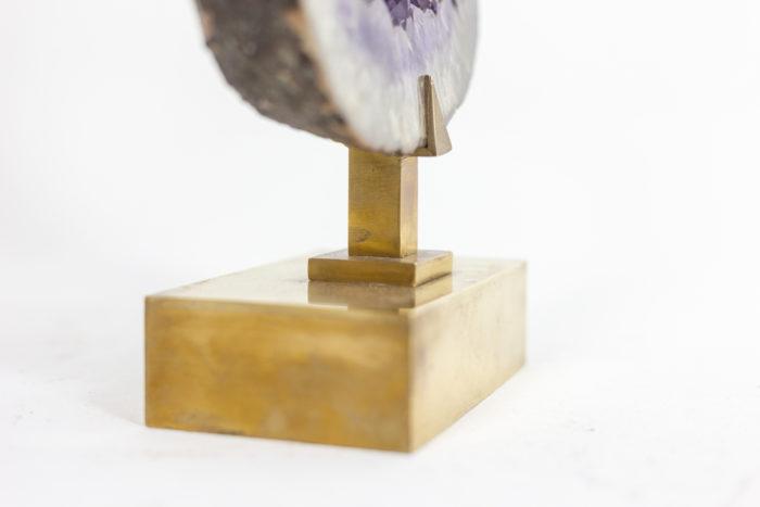 Mirror amethyst - soc base le