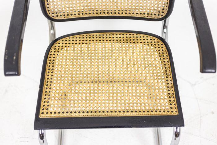 Quatre chaises Cesca - assise
