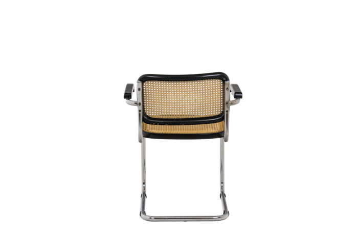 Quatre chaises Cesca - dos