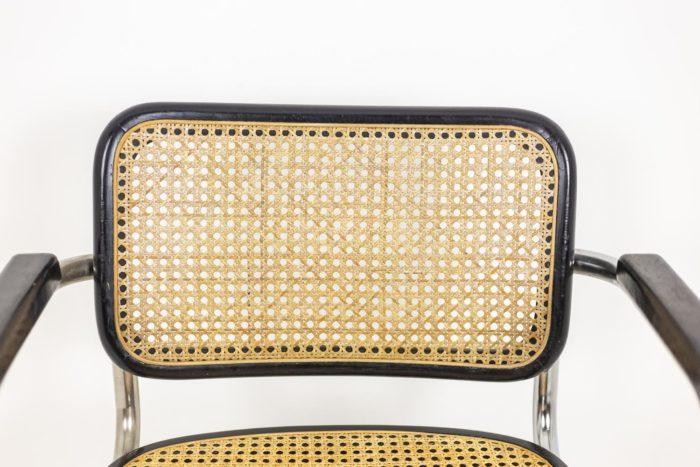 Quatre chaises Cesca - dossier