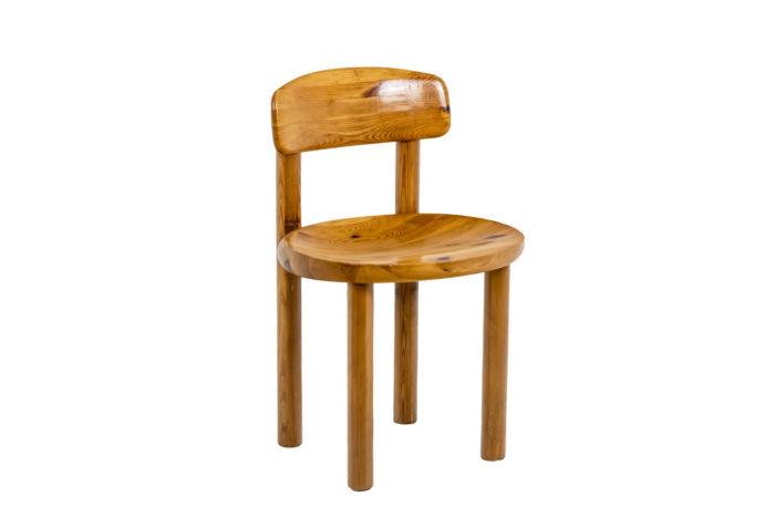 Série de quatre chaises - 3:4